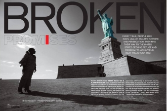 BROKEN PROMISES — LADIES' HOME JOURNAL